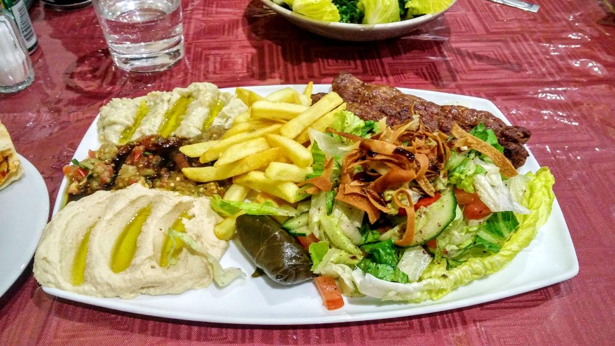 Abu Antar - La Cucina