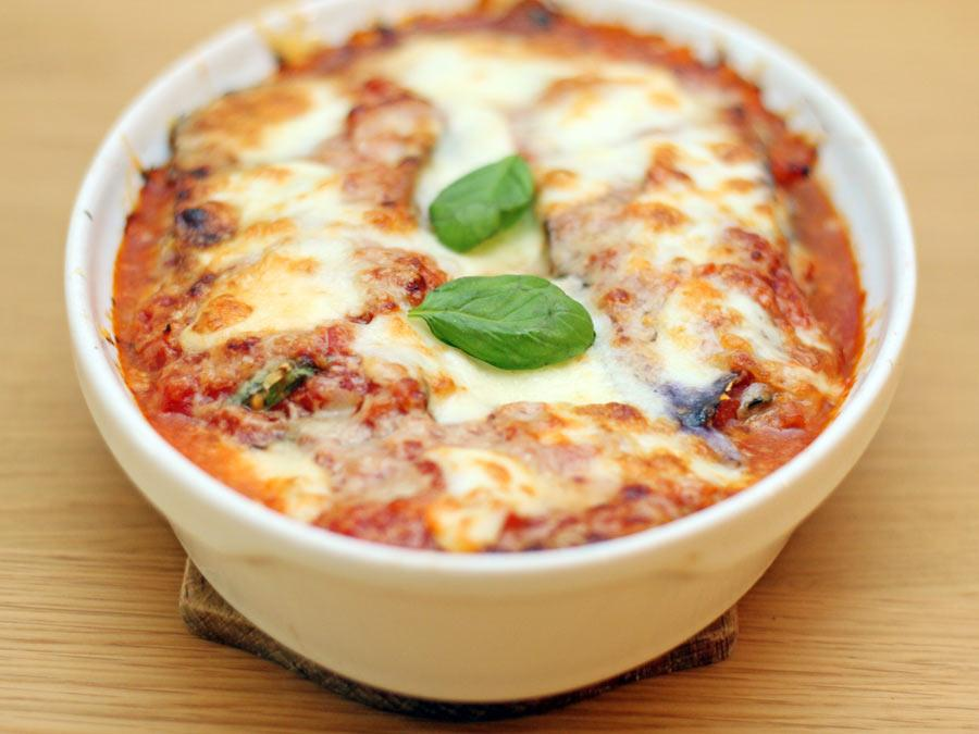 Parmigiana - La Cucina